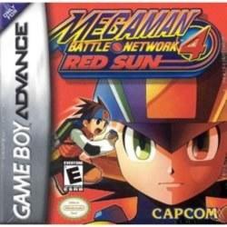 Megaman Battle Network 4...