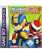 Megaman Battle Network 5: Team Protoman Gameboy Advance