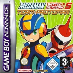 Megaman Battle Network 5:...