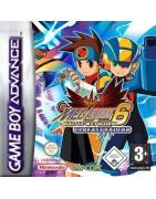 Megaman Battle Network 6 Falzar Gameboy Advance