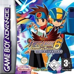 Megaman Battle Network 6...