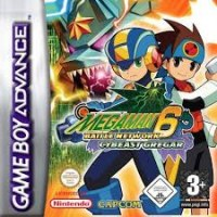 Megaman Battle Network 6: Gregar Gameboy Advance