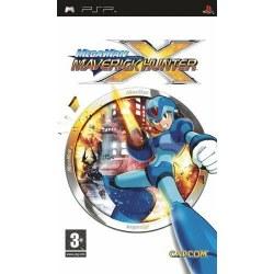 Megaman Maverick Hunter X PSP