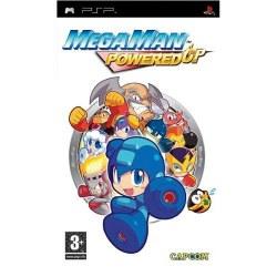 Megaman Powered Up PSP