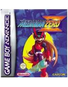 Megaman Zero Gameboy Advance