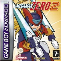 Megaman Zero 2 Gameboy Advance