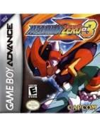 Megaman Zero 3 Gameboy Advance