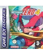 Megaman Zero 4 Gameboy Advance
