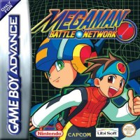 Megaman Battle Network Gameboy Advance