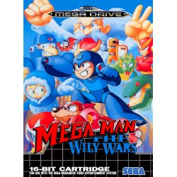 Megaman:The Wily Wars