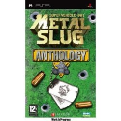 Metal Slug Anthology PSP