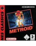 Metroid: NES Classics Gameboy Advance