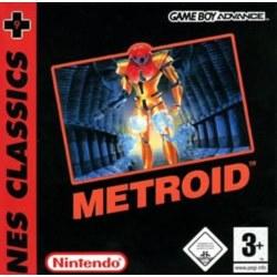 Metroid: NES Classics