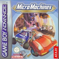 Micromachines Gameboy Advance