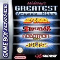Midway's Greatest Arcade Hits Gameboy Advance