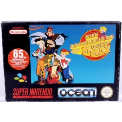 Adventures of Mighty Max SNES