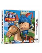 Mike the Knight and the Great Gallop 3DS
