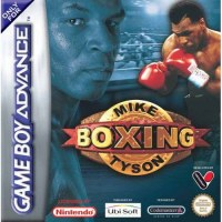 Mike Tyson Boxing Gameboy Advance