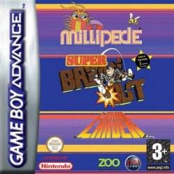 Millipede, Super Breakout &...