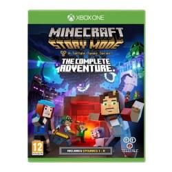 Minecraft Story Mode: The...