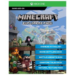 Minecraft: Explorers Pack