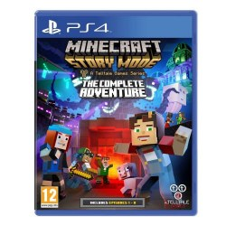 Minecraft: Story Mode: The...