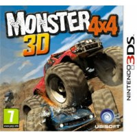 Monster 4x4 3D 3DS