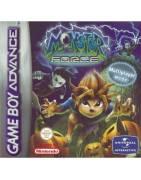 Monster Force Gameboy Advance