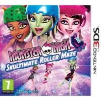 Monster High Skultimate Roller Maze 3DS
