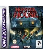 Monster House Gameboy Advance