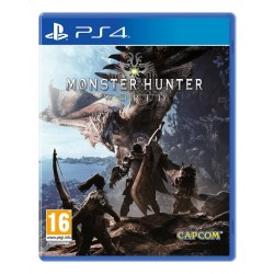Monster Hunter World...