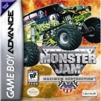 Monster Jam Maximum Destruction Gameboy Advance