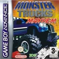 Monster Trucks Mayhem Gameboy Advance
