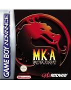 Mortal Kombat Advance Gameboy Advance