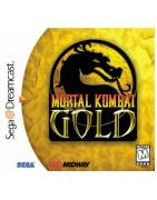 Mortal Kombat Gold Dreamcast