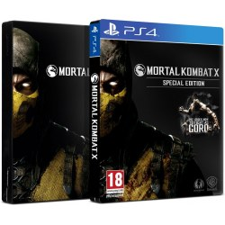 Mortal Kombat X Special...