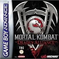 Mortal Kombat: Deadly Alliance Gameboy Advance