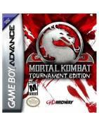 Mortal Kombat Tournament Edition Gameboy Advance