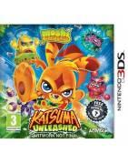 Moshi Monsters Katsuma Unleashed 3DS