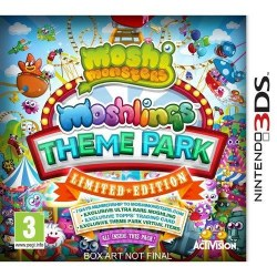 Moshi Monsters: Moshlings...