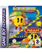 Ms Pac-Man & Pac-Man World Gameboy Advance