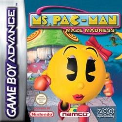 Ms Pacman: Maze Madness