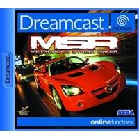 MSR: Metropolis Street Racer Dreamcast