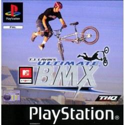 MTV BMX: TJ Lavin's...