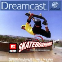 MTV Sports Skateboarding Dreamcast