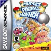 Muppet Pinball Mayhem Gameboy Advance