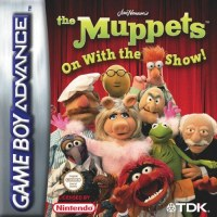 Muppets: On With the Show Gameboy Advance