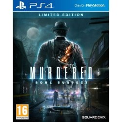 Murdered Soul Suspect...