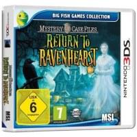 Mystery Case Files Return to Ravenhearst 3DS