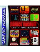 Namco Museum 50th Anniversary Gameboy Advance